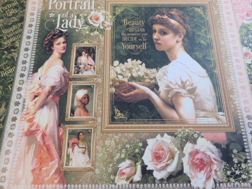 essays on the portrait of a lady what enduring image of the grandmother in the short story the portrait of a lady, the author ks describes a special bond between himself and his.